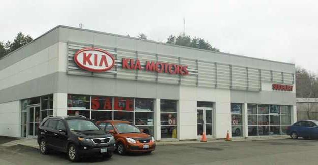 Kia sudbury motors for Kia motors finance rates