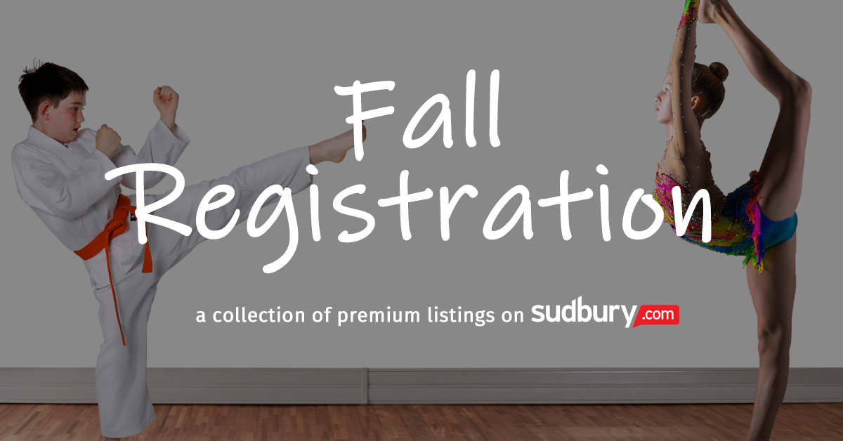 Fall Registrations