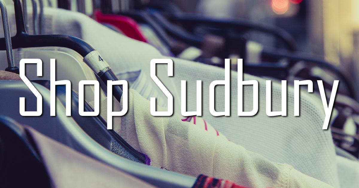 Shop Sudbury
