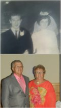 Happy 50th Anniversary Marcel n Paulette Constantin