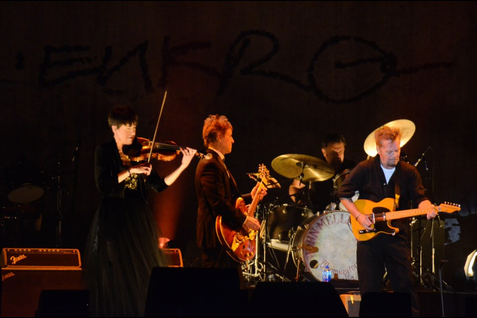 Veteran American heartland rock musician John Mellencamp performed at the Sudbury Arena Wednesday evening, and photographer Marg Seregelyi was there to catch some of the performance on camera. (Marg Seregelyi)