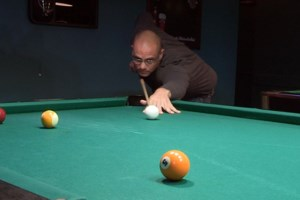 Video: We shoot pool with the Sudburian who won the National Pool Championship in Vegas