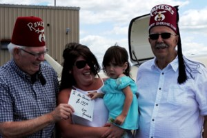 Copper Cliff kid raises money for Shriners Hospitals