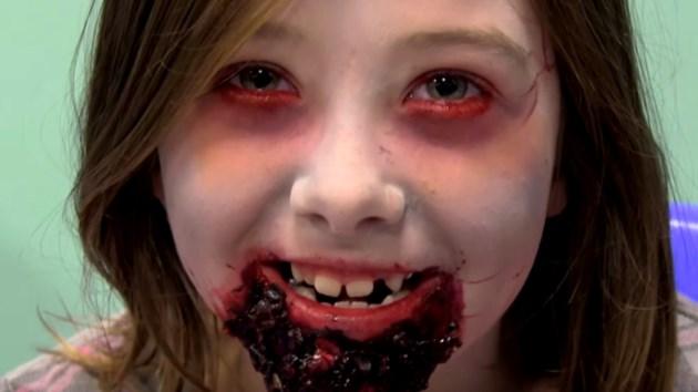 Video: How to do creepy Halloween makeup - Sudbury.com