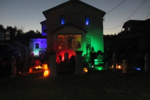 <b>Photos: Check out these spookified Sudbury homes</b>