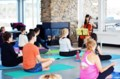 And now for something completely different: Cello and yoga together at last