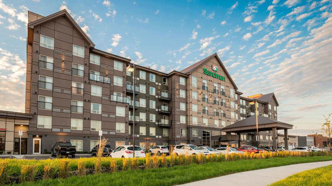 Sandman Hotel Group buys Ambassador