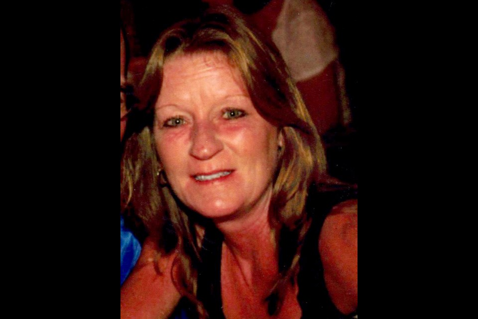 Darlene Sweeney was last seen March 7 in Val Therese at 9:30 a.m. (Police handout)