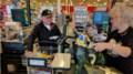 <b>Irish Regiment volunteer gets surprise gift at Independent Grocers</b>