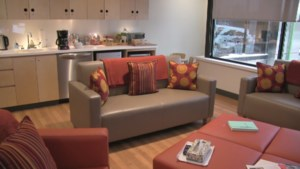 <b>Video: Take a look inside the new Ronald McDonald Family Room at HSN</b>