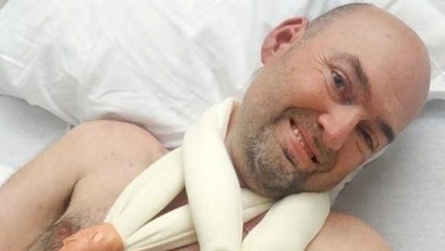 Skydiving accident leaves Dubreuilville ALS survivor... still smiling (3 photos) - Sudbury.com