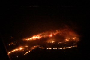 Killarney forest fire continues to spread