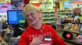 <b>Acts of Kindness:</b> Beloved cashier has no idea we have a cart full of fun for her