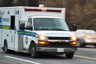 <updated>Updated: </updated>Collision on Maley Drive at Lansing Avenue cleared