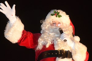 Check out some snapshots of this year's Santa Claus Parade
