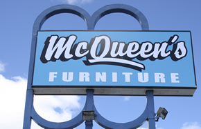 McQueenu0027s Furniture Offers Competitive Prices Along With A Contemporary New  Look.