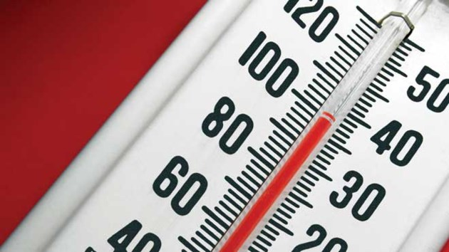 Heat warning for Sudbury to continue to Friday