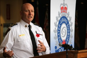 Video: Police chief explains police service's massive review of sexual assault cases