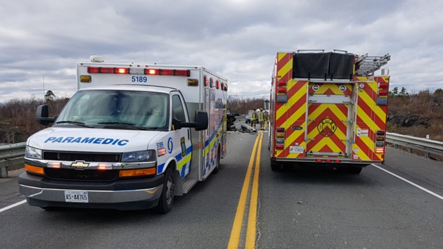 OPP identify victims from yesterday's crash on Hwy 17