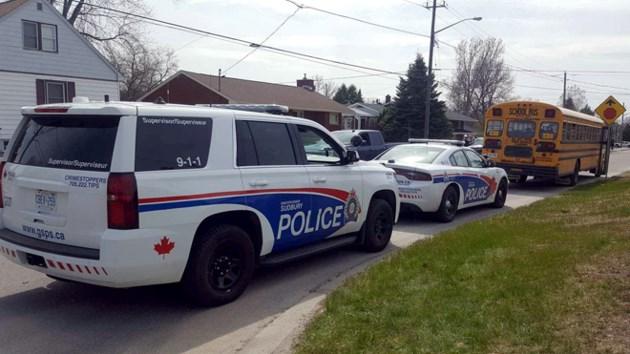 Update New Sudbury Crash Involved School Bus Full Of