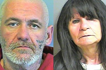 Wanted Wednesday: Massey couple wanted by police