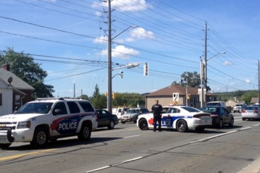 <updated>Update:</updated> Police seeking witnesses from Lasalle collision