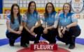 Fleury rink makes to quarter finals at U.S. curling open
