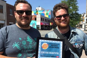 <updated>Video: </updated>Sudbury's favourite mural goes to...