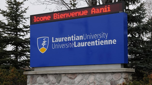 260411_MS_Laurentian_University_Sign_1