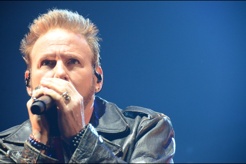 Corey Hart's Never Surrender Tour stopped in Sudbury Monday night. (Marg Seregelyi/MargsPhotography.com)