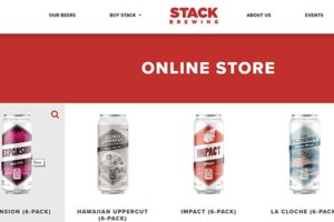 Your favourite Stack beer is now just a click away