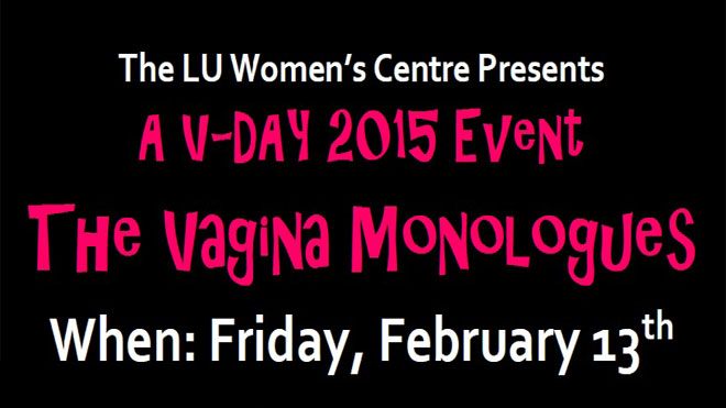 This intelligible vagina monologues committee sorry, that