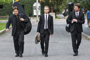 Trio Tangere performs at Cambrian tonight