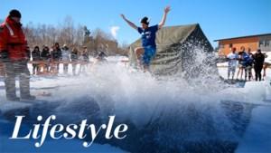 <updated>WATCH:</updated> Sudburians make a winter splash