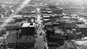 <updated>THROWBACK THURSDAY:</updated> A bird's eye view of Sudbury through the years