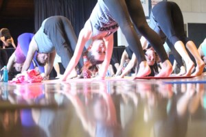 Yogathon for mental health returns for second year