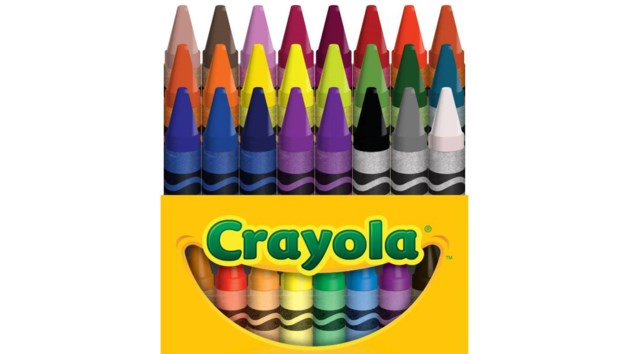 Crayola Experience salutes retirement of dandelion color