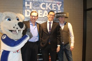Hockey Dreams hits the stage at STC