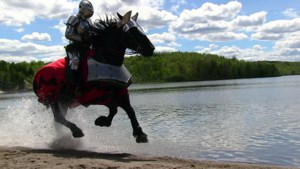 Video: Head to Moonlight Beach for some medieval fun this Saturday