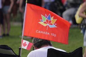 Through rain and shine, Sudbury celebrates Canada 150 (photos)