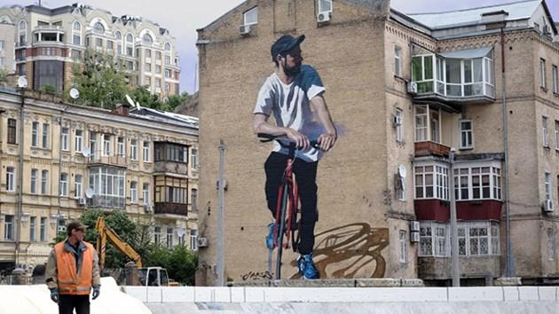 Mining-themed mural will loom large this summer - Sudbury.com