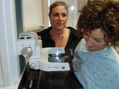 Breast screening sudbury