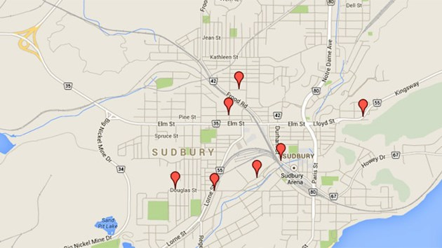 Check our interactive pothole map and save your vehicle Sudburycom