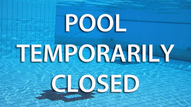 Image result for pool closure
