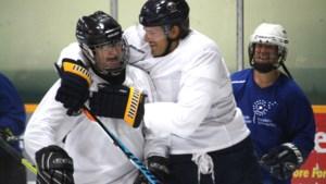 <updated>Video:</updated> NHL vs Docs hockey game