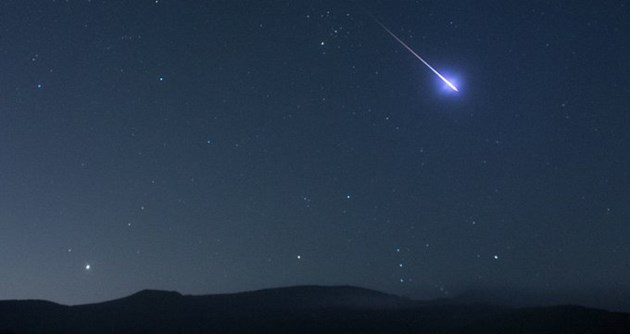 Meteor shower to light up the sky real early on Aug. 12 ...