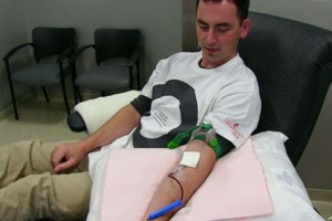 Video: What you can expect when donating blood