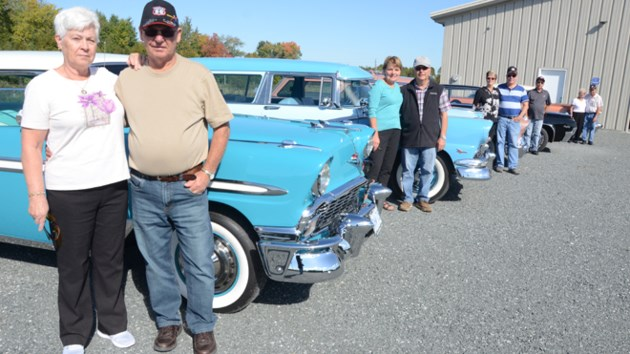 What's on your bucket list? Val Caron family cruising Route 66 in classic cars - Sudbury.com