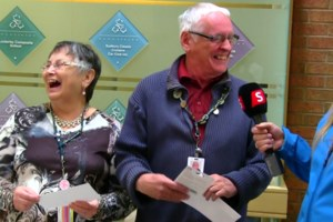 <b>Acts of Kindness: They've been volunteering for nearly 30 years and we've got a surprise for them</b>