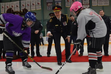 Puck drops on Police Cup hockey tournament